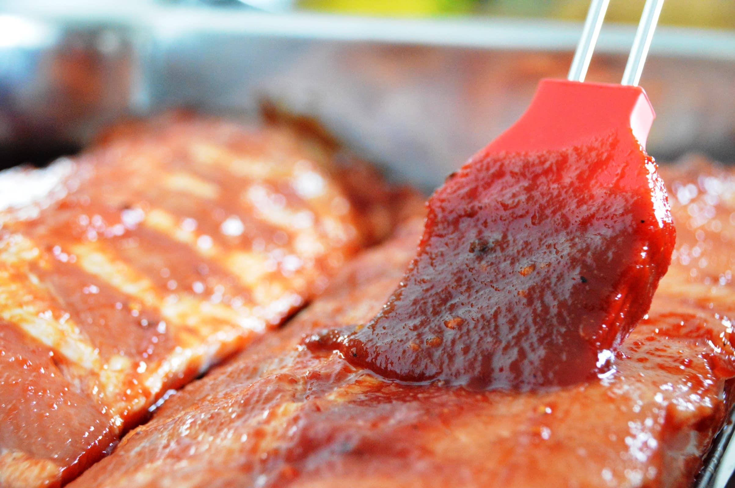 Spareribs Backofen Und Gasgrill : Rezept für marinade und zarte spareribs im backofen