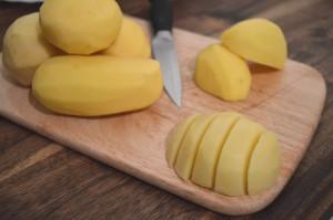 Belgische Pommes selbermachen - So geht's!