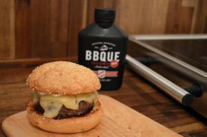 LeMax Grillplatte Wagyu Burger OTTO GOURMET