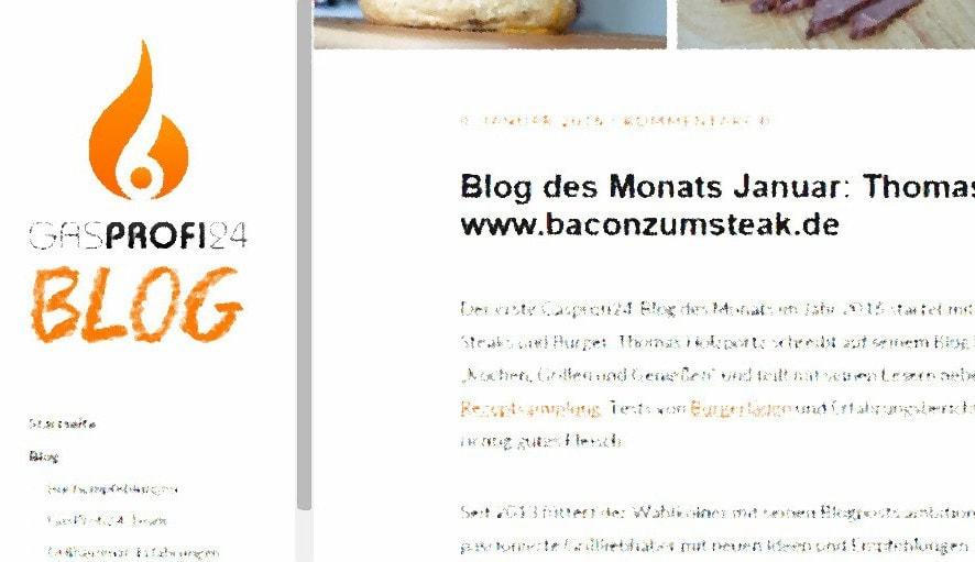 Blog des Monats Januar 2016