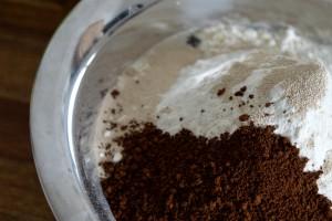 Kaffee Krustenbrot