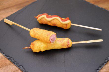 Corn Dogs Selbermachen - Das Rezept