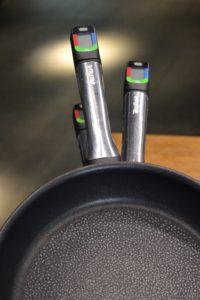 Tefal My Cooking Guide Pfanne mit Temperatursensor