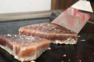 Thunfischsteaks vom LeMax