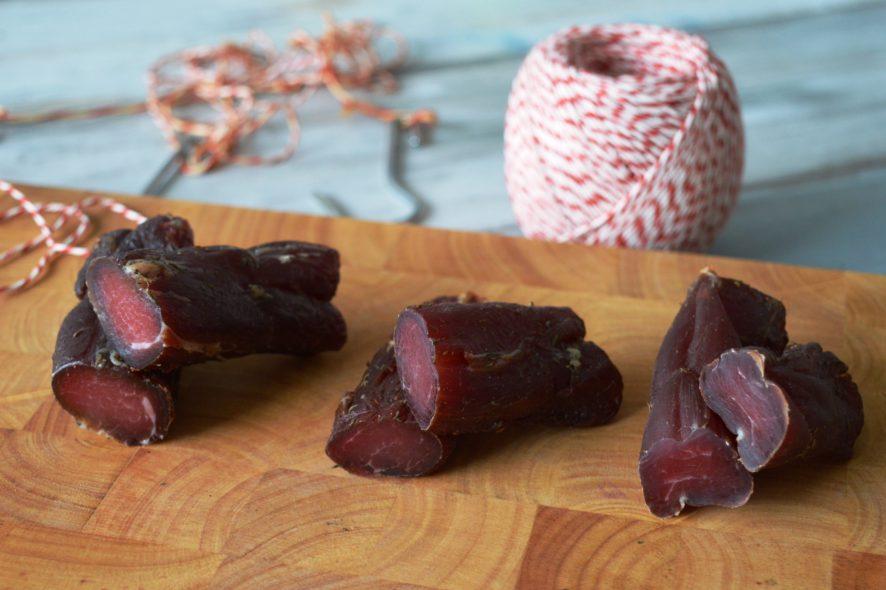 Schweinefilet kalträuchern - Rezept zum pökeln, räuchern und Reifung in der Wohnung