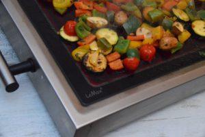 Sommerlicher Grillsalat Rezept grillen braten