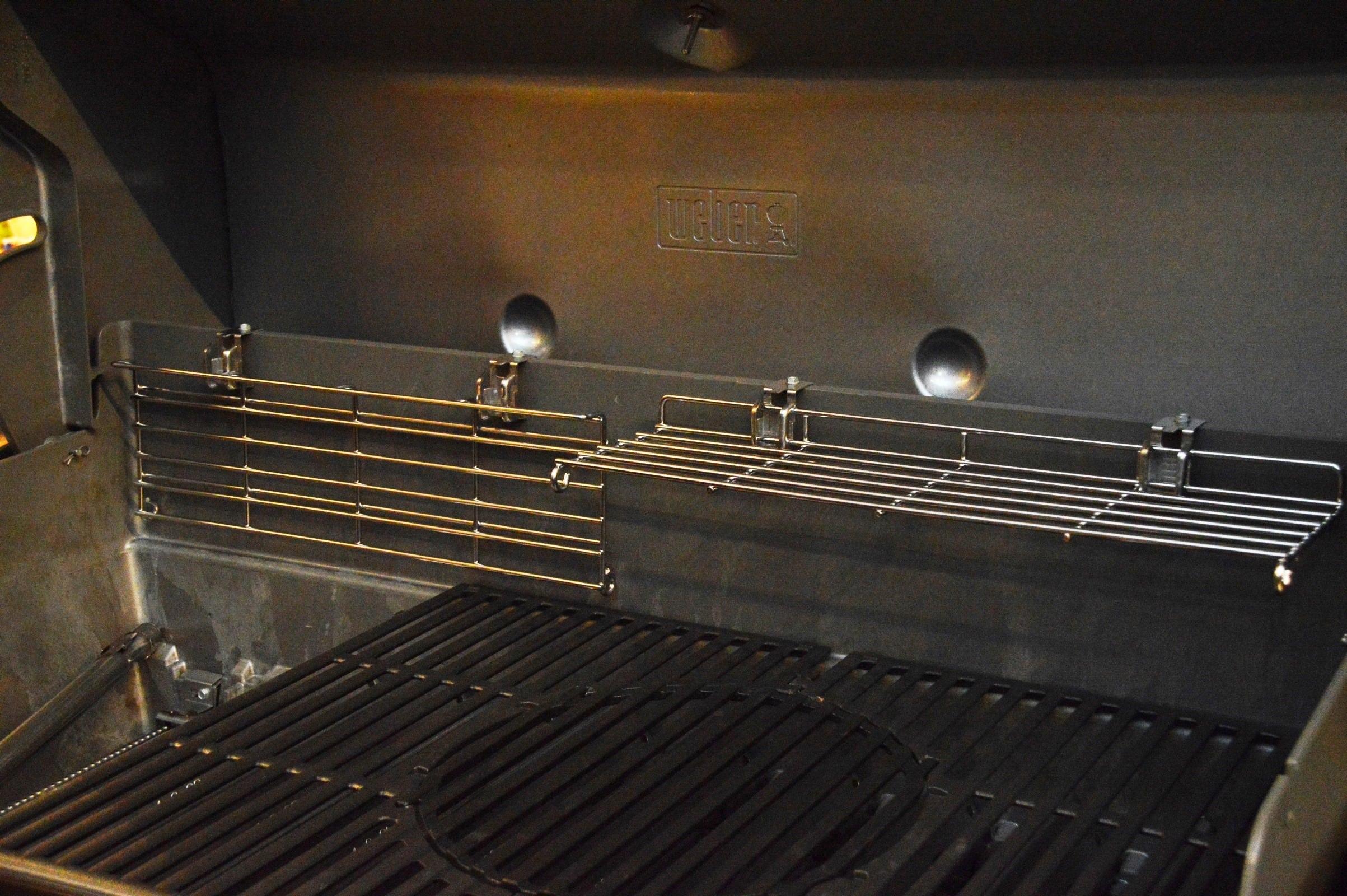 Weber Elektrogrill Temperatur Einstellen : Vorstellung der weber genesis ii serie bacon zum steak