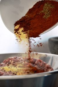 Chorizo mit Dr. Pepper - Wurst selber machen