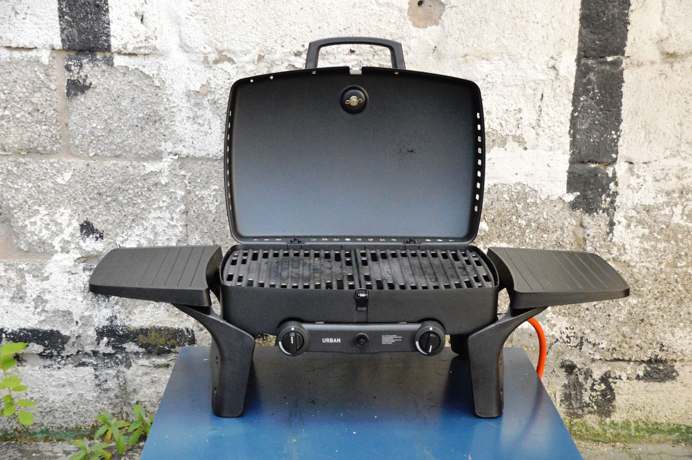 Weber Gasgrill Q1200 Test : Angegrillt: enders urban im test bacon zum steak