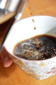 """Strassenküche """"Strassenbrühe"""" - Kaffee aus der French Press"""