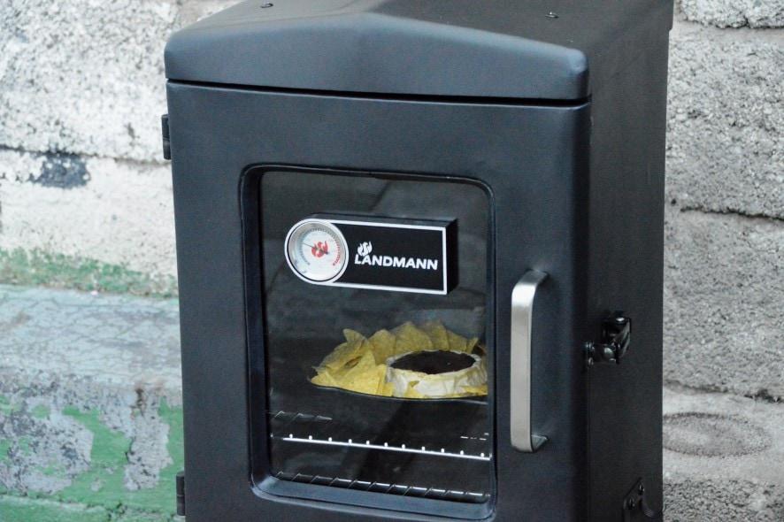 Gegrillter Camenbert - Geräucherter Camenbert Rezept