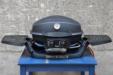 Angegrillt: Kompaktgrill Landmann Pantera 2.0 im Test