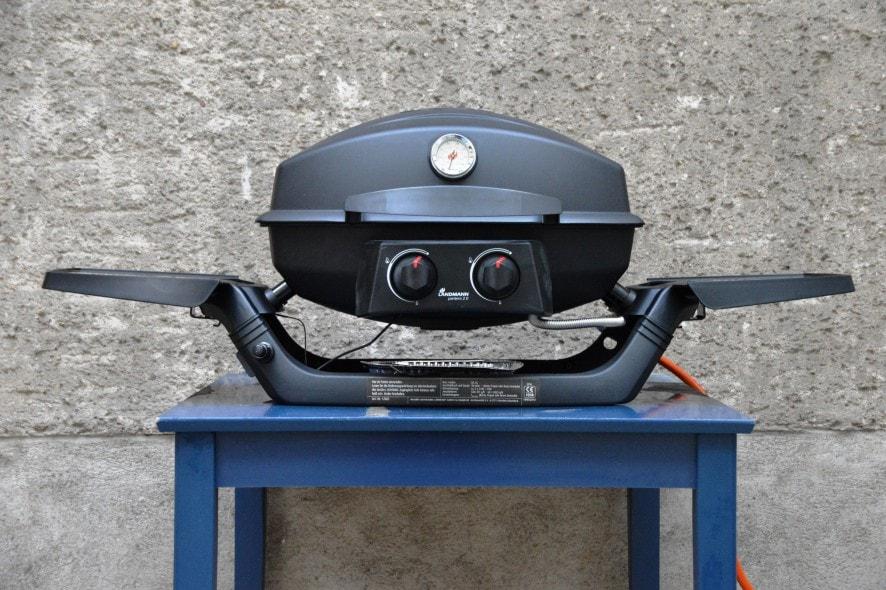 Weber Elektrogrill Erfahrungen : Angegrillt: landmann pantera 2.0 im test bacon zum steak