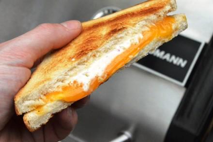 Rezept für Grilled Cheese