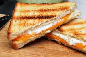 Grilled Cheese Rezept - Der Klassiker
