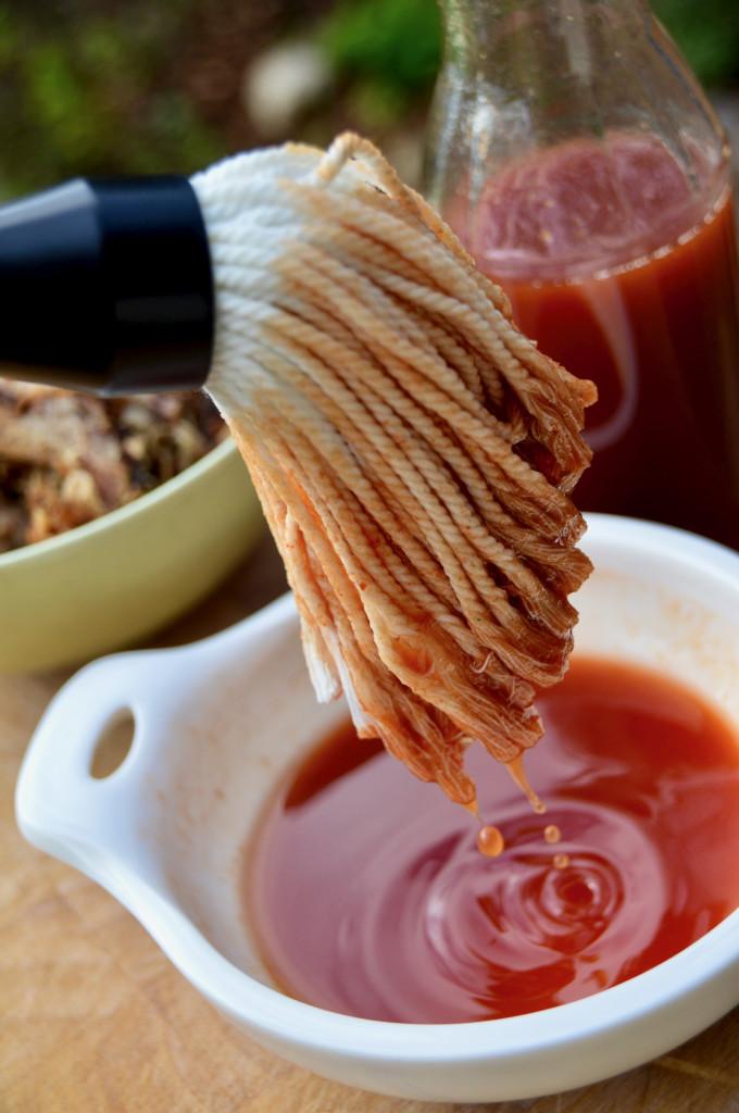 Rezept für Mop Sauce im Ketchup-Style