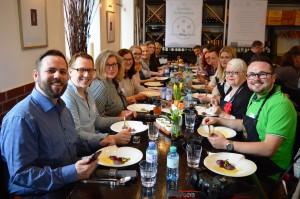 Food.Blog.Meet - Ravioli mit Guido Weber