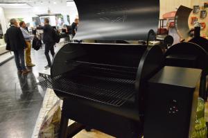 Traeger Grills auf der SpoGa 2017