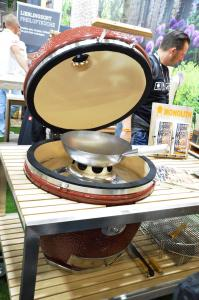 Keramikgrills auf der Spoga 2017
