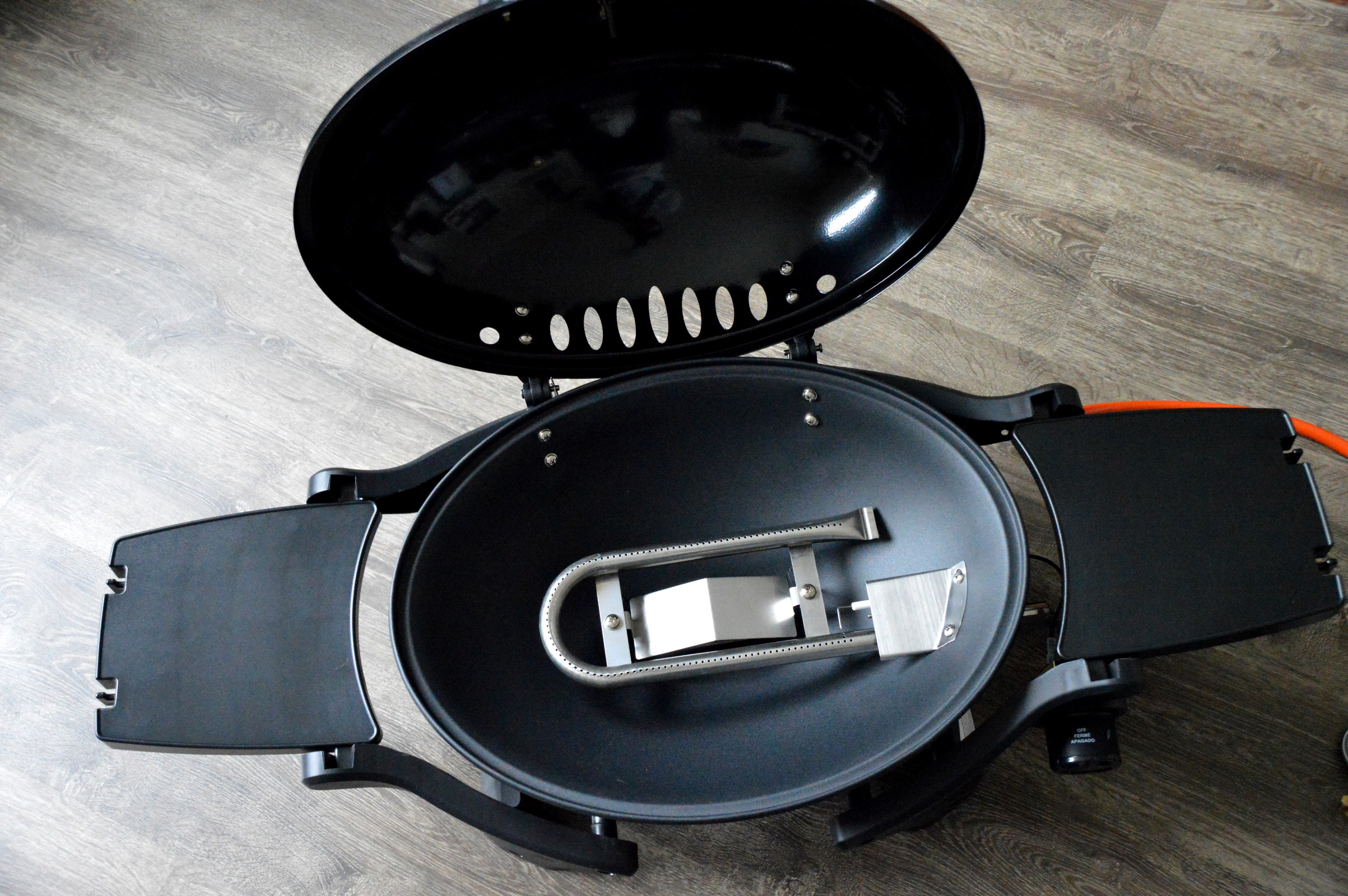 Infrarot Elektrogrill Test : Angegrillt gasgrill activa crosby im test bacon zum steak