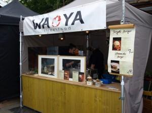 WAOYA-Stand
