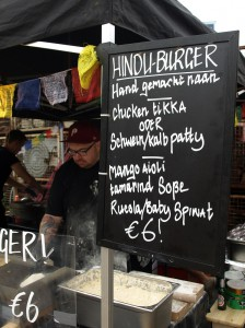 Hindu Burger