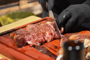 Grill Nerd Akademie Steak Kurs Ribeye Steak