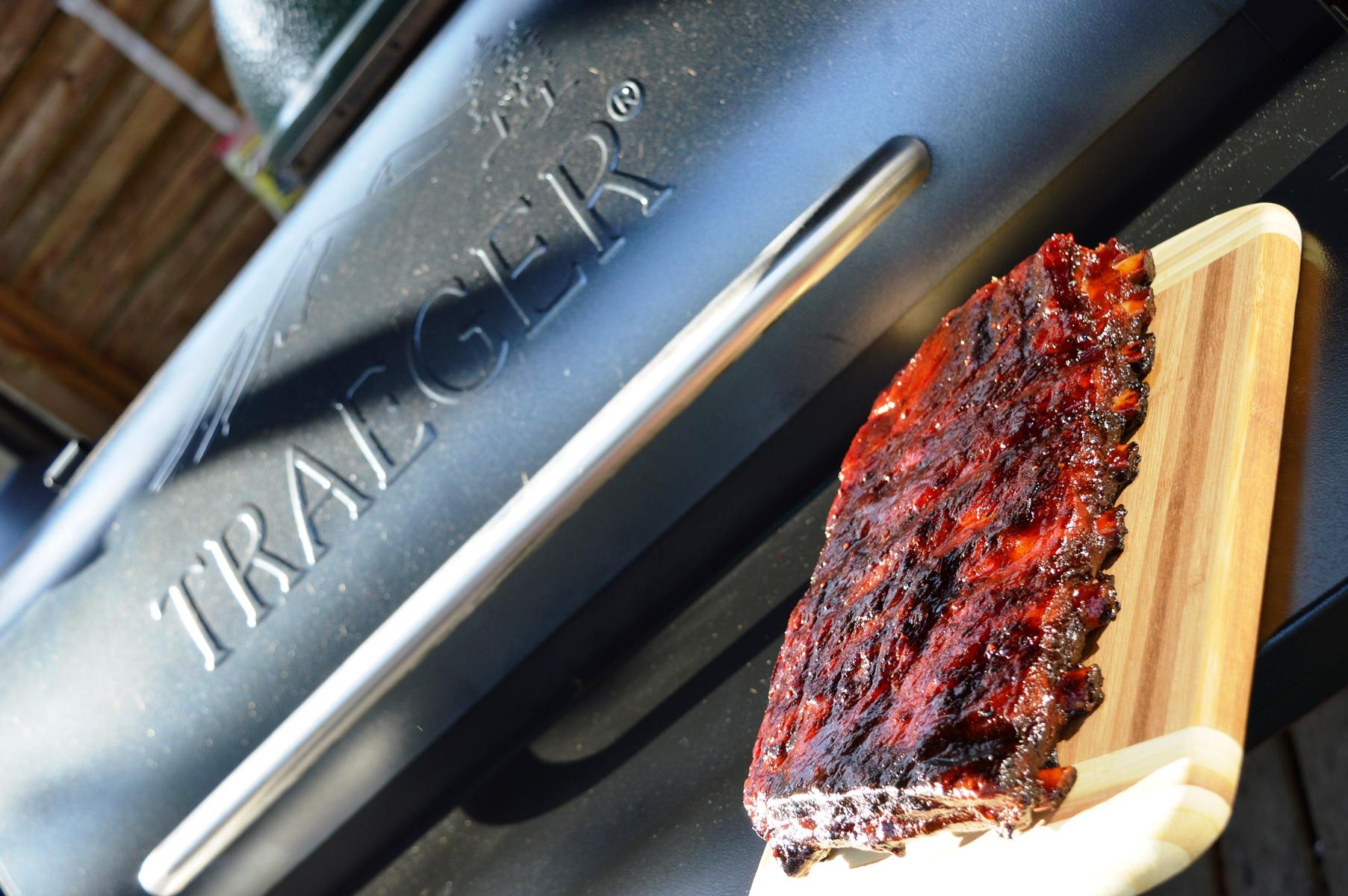 Spareribs Grillzeit Gasgrill : Ein tag mit camillo von doncaruso bbq bacon zum steak