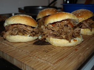 Pulled Pork Burger Ofen Rezept