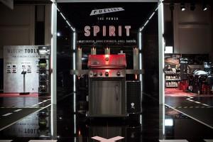 SpoGa 2015 Köln Weber Stephen Spirit Gas Grill