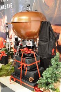 Spoga 2016 - Weber Grills