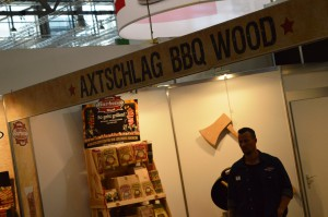 Spoga 2016 - Axtschlag BBQ