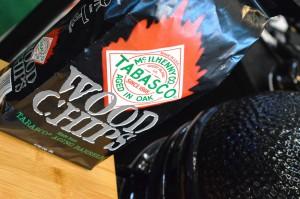 Spoga 2016 - Tabasco Wood Chips