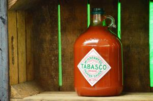 Tabasco meets kitchen guerilla: Thrill Your Food!
